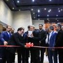 تصاویر افتتاح چهاردهمین نمایشگاه کتاب قم