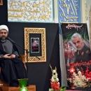 تصاویر اجتماع عظیم هیئت های مذهبی در رواق حرم مطهر رضوی