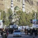 تصاویر حال و هوای کرمان در آستانه استقبال از شهید سلیمانی