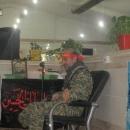 مراسم بزرگداشت سردارشهید قاسم سلیمانی در محل کانون اصلاح و تربیت قم