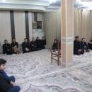 نشست بصیرتی سیاسی مسئولین وکارکنان  زندانهای  قم بامعاونت سیاسی سپاه استان