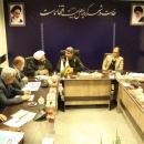 گزارش تصویری :نشست صمیمی مدیر کل اوقاف و امور خیریه استان قم با قائم مقام شهردار