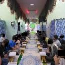 برگزاری مراسم شب شهادت حضرت فاطمه زهرا(س)  و   مراسم محفل انس با قرآن  در بازداشتگاه قم