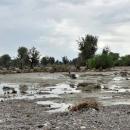 تصاویر خسارات سیلاب در زرآباد بلوچستان