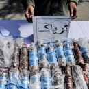 همکاری پلیس اصفهان و هرمزگان در مبارزه با سوداگران مرگ  - کشف 126 کیلو ترياک دریک عملیات مشترک