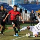 تصاویر دیدار تیم های فوتبال آرمان گهر سیرجان و ملوان بندرانزلی