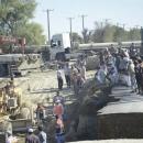 تصاویر وضعیت امدادرسانی در مناطق سیل زده سیستان و بلوچستان