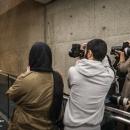 تصاویر حاشیه های دومین روز از سی و هشتمین جشنواره فیلم فجر