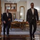 تصاویر دیدار مسئول سیاست خارجی اتحادیه اروپا با ظریف