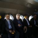 تصاویر دومین روز سفر وزیر بهداشت به هرمزگان
