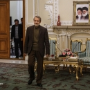 تصاویر دیدار رئیس کمیسیون سیاست خارجی اتحادیه اروپا با رئیس مجلس