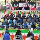 گرامیداشت دهه مبارک فجر در زندان قم با سخنرانی حجت الاسلام تهامی مدیر کل زندانهای قم