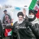 تصاویر راهپیمایی باشکوه ۲۲بهمن- تبریز