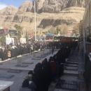 تصاویر زیارت مزار شهید سلیمانی در سالروز پیروزی انقلاب