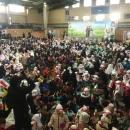 گزارش تصویری :همایش بزرگ رویش های قرآنی نسل سلیمانی