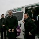 تصاویر سفر رئیس دفتر رئیس جمهور به تبریز