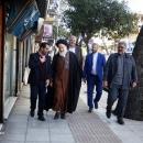 تصاویر بازدید نماینده مردم مازندران در مجلس خبرگان از خبرگزاری مهر