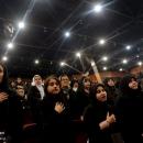 تصاویر آیین گرامیداشت شهدای جبهه مقاومت در فرهنگسرای بهمن