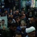 تصاویر دیدار رئیس قوه قضاییه با خانواده جانباختگان حادثه کرمان