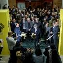 تصاویر افتتاح نمایشگاه دوازدهمین جشنواره هنرهای تجسمی فجر