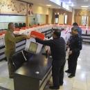 تصاویر آماده سازی صندوقهای اخذ رای انتخابات مجلس شورای اسلامی