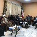 بازدید مدیر کل بهداشت ودرمان سازمان زندانهای کشور از زندانهای قم
