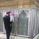 نمازجماعت در حرم حضرت معصومه (س) با وجود مصوبه شورای تامین برپا شد