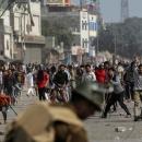 تصاویر ادامه اعتراض به قانون حق شهروندی هند