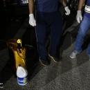 تصاویر پویش مردمی همکاری با آتش نشانی برای ضد عفونی اماکن عمومی بندرعباس