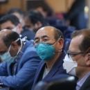 تصاویر نشست ستاد فرماندهی مبارزه با کرونا شهر تهران و کارشناسان who