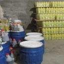 کشف بیش از 80 هزار لیتر ماده ضد عفونی کننده تقلبی در البرز