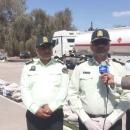 کشف حدود3 تن تریاک و مرفین در فهرج استان کرمان