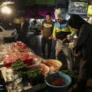 تصاویر بازار تجریش در آستانه  نوروز