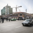 تصاویر معابر اصلی مرکز شهر تهران در روز ۵ فروردین ۹۹