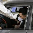 تصاویر اجرای طرح محدودیت تردد در عوارضی قم - تهران