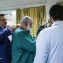تصاویر بازدید سردار نقدی از نقاهتگاه بیماران کرونایی قم