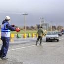 تصاویر اجرای طرح فاصله گذاری اجتماعی در روز طبیعت شهرکرد