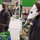 تصاویر ماسک های عجیب و غریب