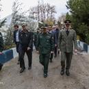 تصاویر بازدیدسرلشکر باقری از نمایشگاه دستاوردهای دفاعی سازمان صنایع دفاع