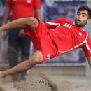 فوتبال ساحلی ایران به دنبال جبران ناکامی مسابقات آسیایی است