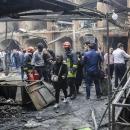 خسارت آتش سوزی بازار تبریز 20 میلیارد تومان اعلام شد