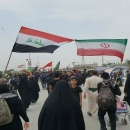 حوزه نجف و ملت عراق در برابر تعدی به ایران می ایستند
