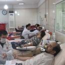 اجرای طرح حمایت ماندگار (اهدای خون) در خانه های هلال استان قم