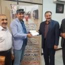 کمک 42 میلیون تومانی انجمن دندانپزشکی ایران شاخه قم ویژه سیل زدگان تحویل هلال احمر شد