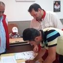 مشارکت بیش از 100 تن در آزمون اعطا و ارتقای درجه امدادگران و نجاتگران جمعیت هلال احمر