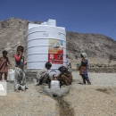 طرح نذر آب نماد خدمت بیمنت به محرومان است