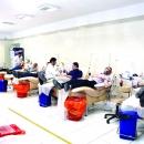 نیاز قم ۵۲ هزار واحد خونی درسال است