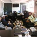 افزایش همکاری بهزیستی و معاونت اجتماعی ناجا جهت ارتقای سلامت اجتماعی در استان قم