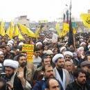 جوشش غیرت ملی و انقلابی مردم قم در محکومیت ترور سردار سلیمانی