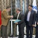 امضای تفاهمنامه بین دانشگاه خاتم النبیین افغانستان وعلوم پزشکی قم